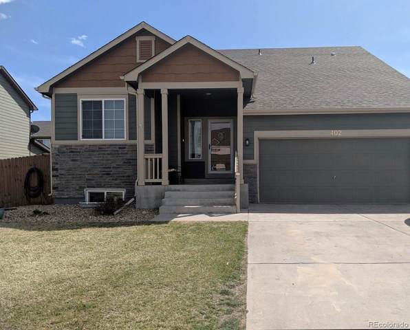 402 E 29TH Street, Greeley, CO 80631 (#2545883) :: The DeGrood Team