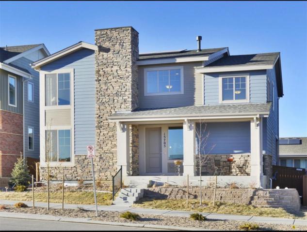15705 W 94th Avenue, Arvada, CO 80007 (#2545890) :: Wisdom Real Estate