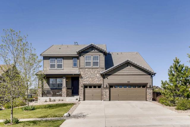 7505 S Jackson Gap Way, Aurora, CO 80016 (#2546084) :: Wisdom Real Estate