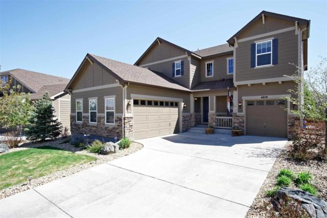 4878 S Netherland Street, Aurora, CO 80015 (#2546515) :: The Healey Group
