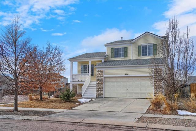 6302 Binder Drive, Colorado Springs, CO 80923 (MLS #2547583) :: 8z Real Estate