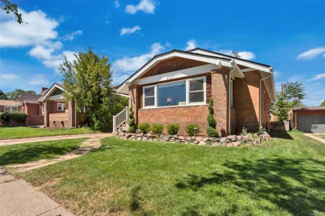 2071 S Corona Street, Denver, CO 80210 (MLS #2548020) :: 8z Real Estate