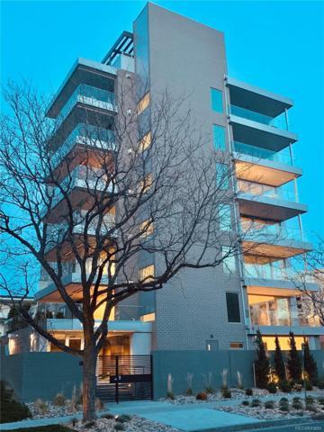 900 N Pennsylvania Street #200, Denver, CO 80203 (MLS #2548501) :: 8z Real Estate