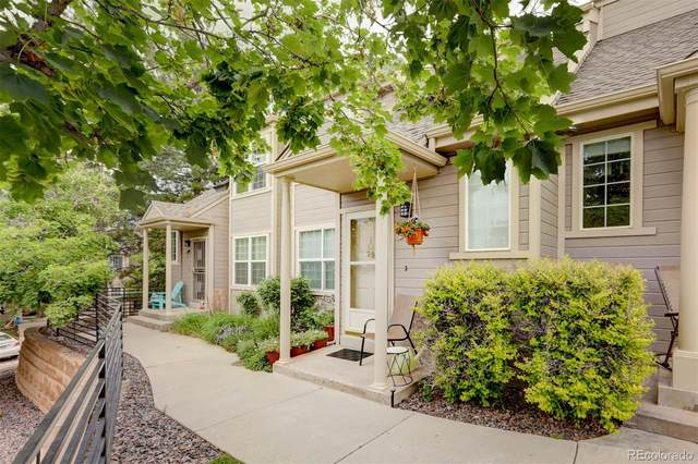 11143 W 17th Avenue #105, Lakewood, CO 80215 (#2549019) :: Kimberly Austin Properties