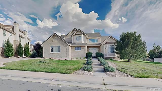 19528 E Maplewood Place, Aurora, CO 80016 (MLS #2549203) :: Find Colorado Real Estate
