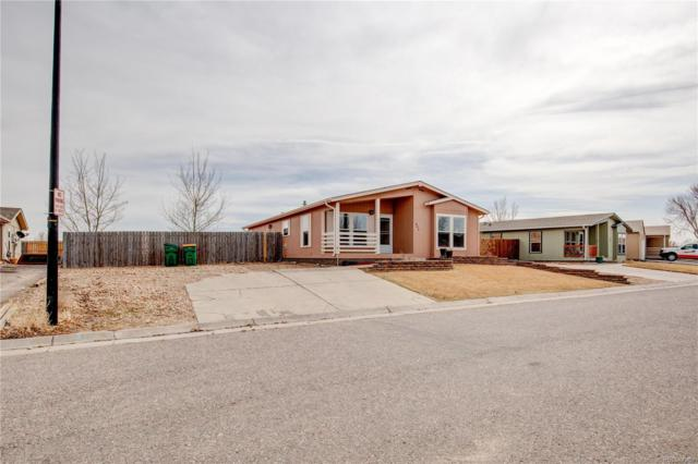 647 Stampede Drive, Lochbuie, CO 80603 (#2549228) :: The Heyl Group at Keller Williams