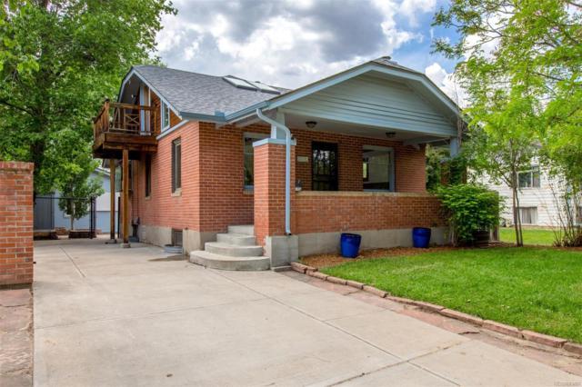 2223 S Gilpin Street, Denver, CO 80210 (MLS #2549403) :: 8z Real Estate