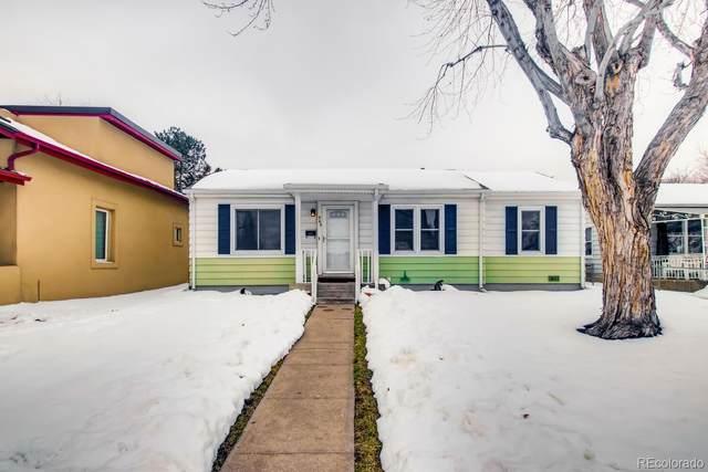 965 King Street, Denver, CO 80204 (#2549434) :: HomeSmart