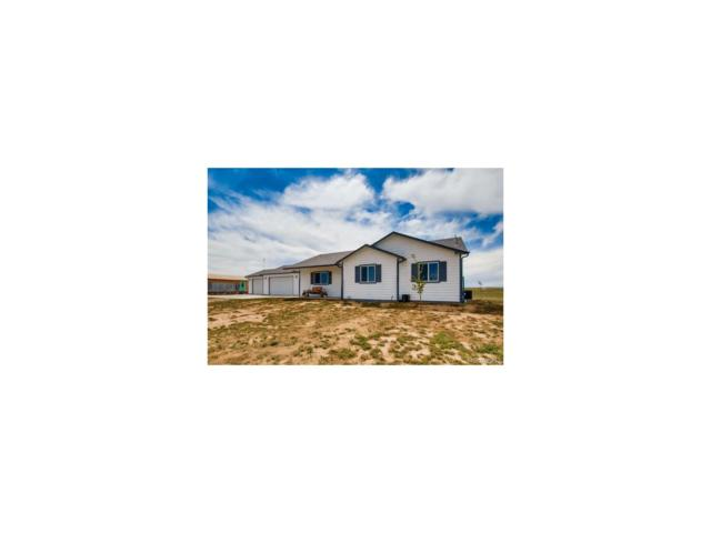 2415 County Road 63, Keenesburg, CO 80643 (MLS #2549455) :: 8z Real Estate