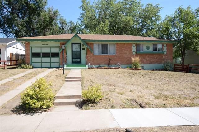 1515 Auburn Drive, Colorado Springs, CO 80909 (#2549533) :: Relevate   Denver