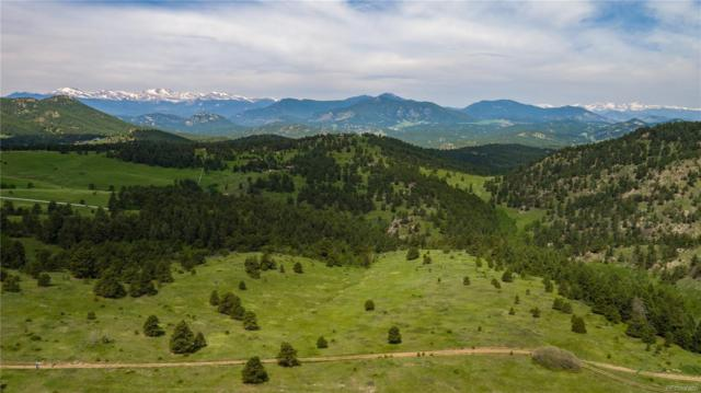 000 Falcon View Road, Indian Hills, CO 80454 (#2549808) :: Wisdom Real Estate