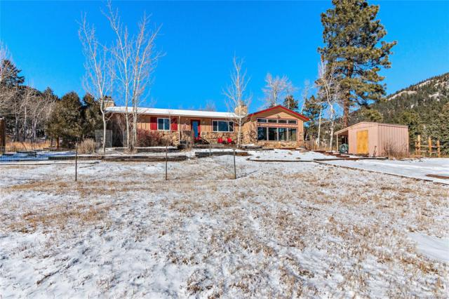 31517 Niakwa Road, Evergreen, CO 80439 (#2549833) :: The City and Mountains Group