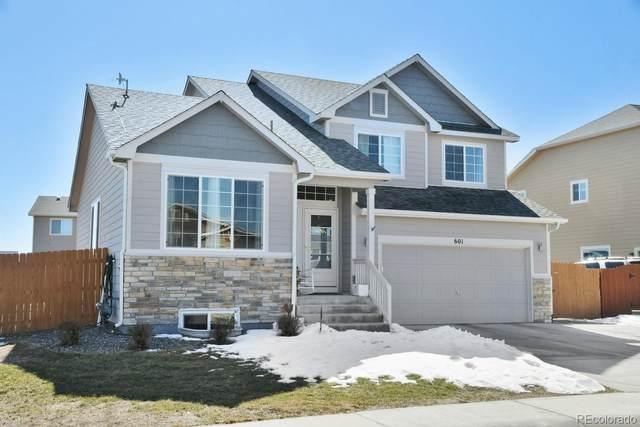 601 Cultivator Lane, Platteville, CO 80651 (MLS #2550548) :: 8z Real Estate
