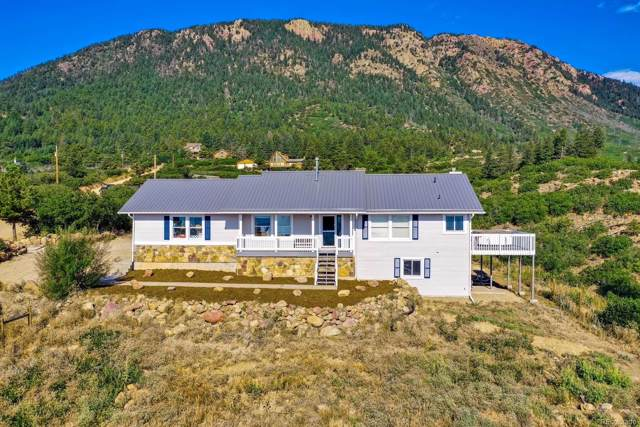 4440 Turner Road, Monument, CO 80132 (MLS #2550615) :: 8z Real Estate