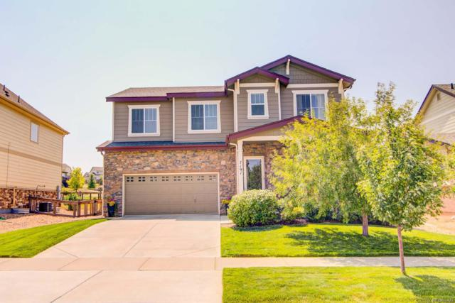7191 S Oak Hill Circle, Aurora, CO 80016 (#2550656) :: The Peak Properties Group