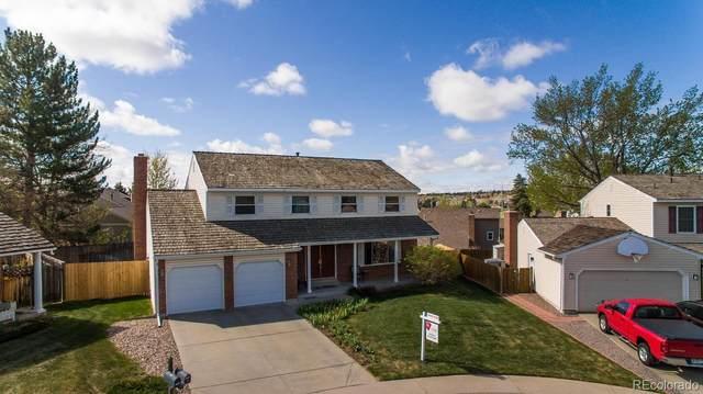 5756 E Weaver Place, Centennial, CO 80111 (#2550719) :: Compass Colorado Realty