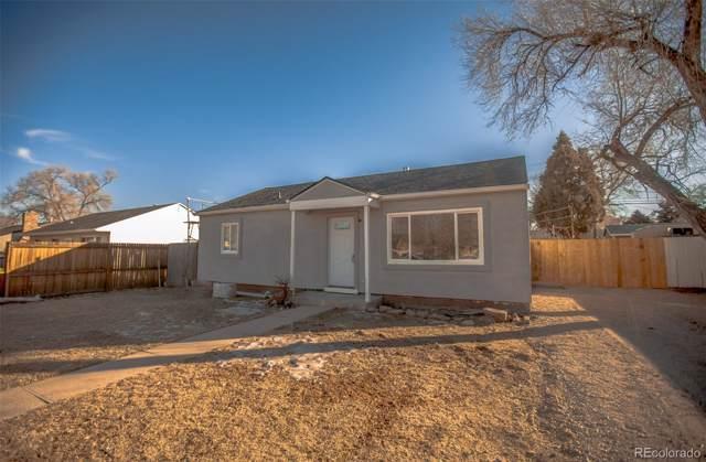 1203 Richards Avenue, Colorado Springs, CO 80905 (#2551585) :: The DeGrood Team