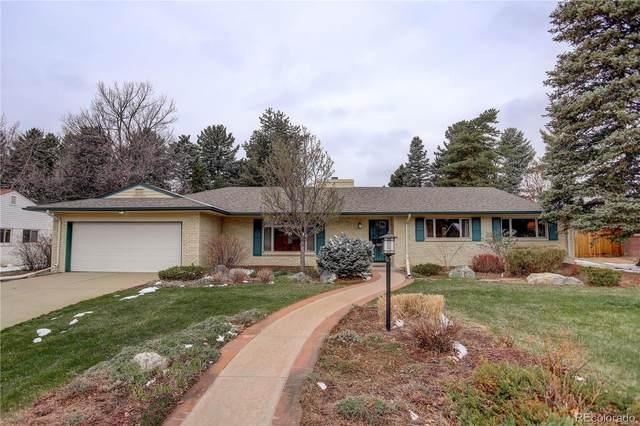 3843 S Elm Street, Denver, CO 80237 (#2551613) :: Mile High Luxury Real Estate