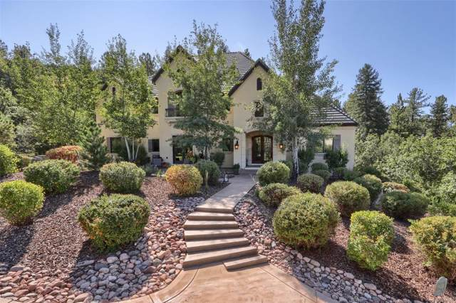 1043 Meteor Place, Castle Rock, CO 80108 (#2551664) :: Mile High Luxury Real Estate