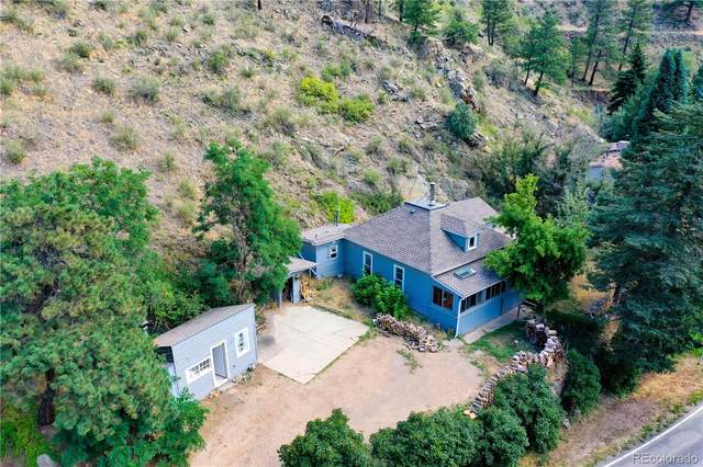 3682 Fourmile Canyon Drive, Boulder, CO 80302 (#2551854) :: The Colorado Foothills Team | Berkshire Hathaway Elevated Living Real Estate