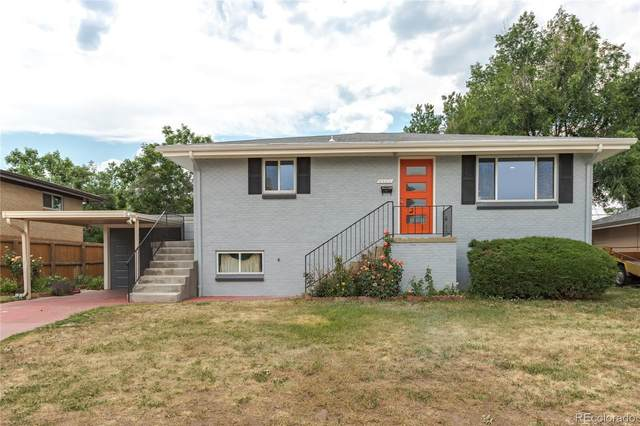 4645 Dudley Street, Wheat Ridge, CO 80033 (#2552039) :: Berkshire Hathaway Elevated Living Real Estate
