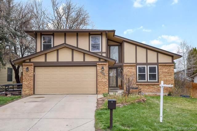 14901 E Evans Avenue, Aurora, CO 80014 (MLS #2552217) :: Keller Williams Realty