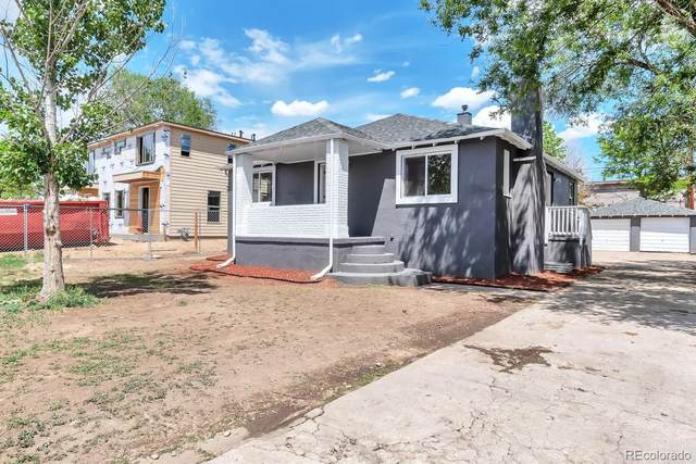 4454 S Acoma Street, Englewood, CO 80110 (#2552275) :: The Griffith Home Team