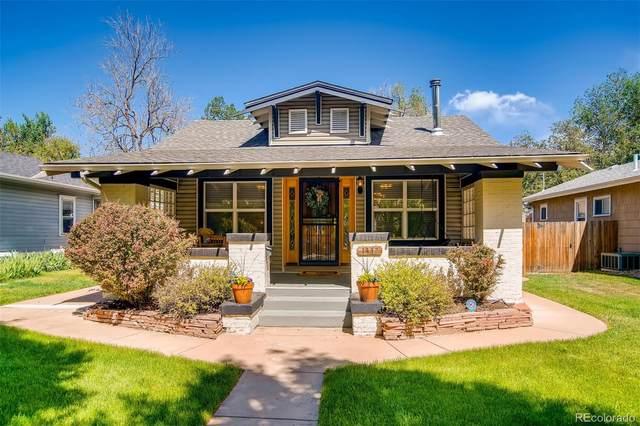 1442 S York Street, Denver, CO 80210 (#2552425) :: Briggs American Properties