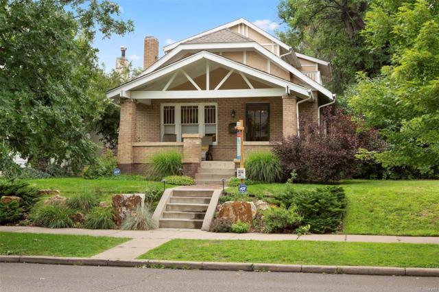 161 S Humboldt Street, Denver, CO 80209 (#2552538) :: Structure CO Group