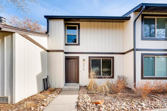 3551 S Kittredge Street B, Aurora, CO 80013 (#2552545) :: James Crocker Team