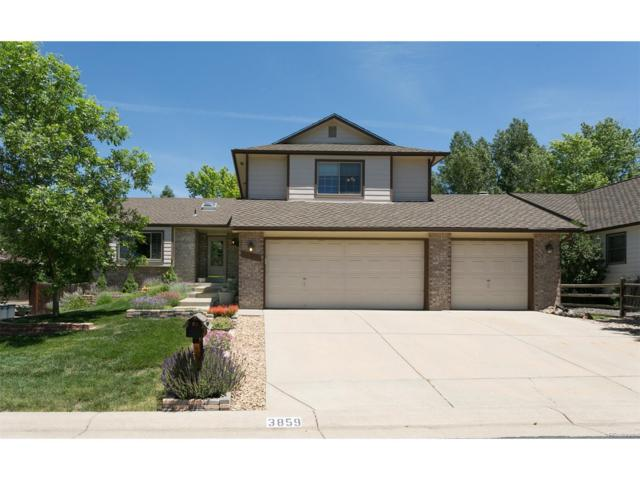 3859 W 98th Avenue, Westminster, CO 80031 (#2552575) :: The Peak Properties Group
