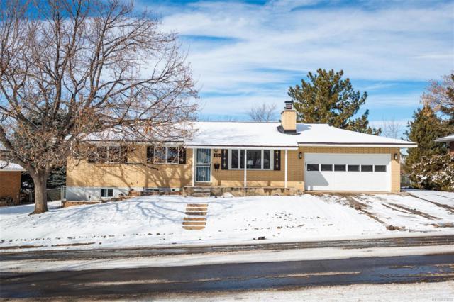 8393 E Kenyon Drive, Denver, CO 80237 (MLS #2553086) :: Kittle Real Estate