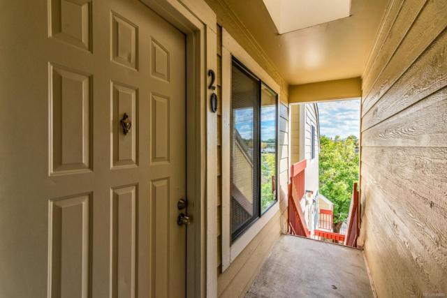 992 S Dearborn Way #20, Aurora, CO 80012 (MLS #2553424) :: 8z Real Estate
