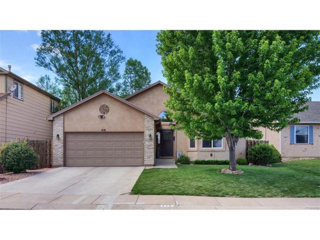 416 Pyrite Terrace, Colorado Springs, CO 80905 (MLS #2554085) :: 8z Real Estate