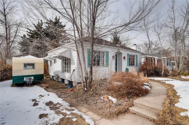 2681 S Humboldt Street, Denver, CO 80210 (MLS #2554098) :: 8z Real Estate