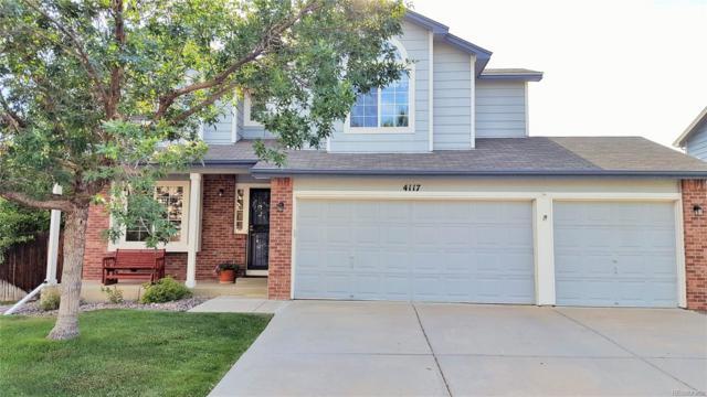 4117 S Kirk Court, Aurora, CO 80013 (MLS #2554526) :: 8z Real Estate