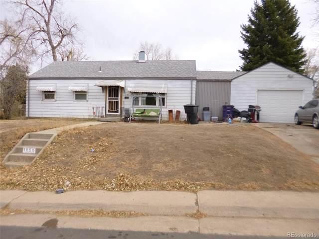 1850 S Mabry Way, Denver, CO 80219 (MLS #2554561) :: Neuhaus Real Estate, Inc.