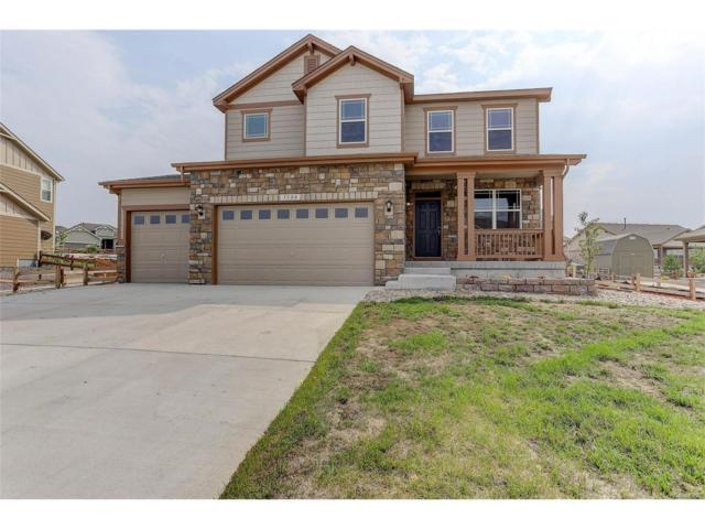 5508 Harbor Town Drive, Elizabeth, CO 80107 (MLS #2554937) :: 8z Real Estate