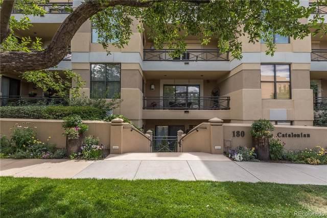 180 Cook Street #203, Denver, CO 80206 (MLS #2555051) :: 8z Real Estate