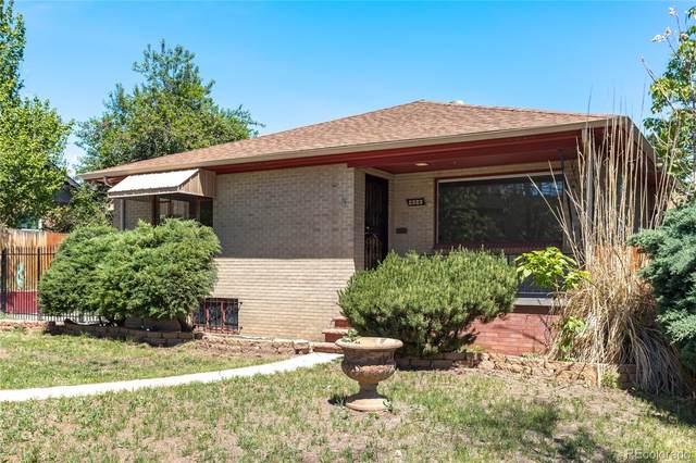 2323 W 45th Avenue, Denver, CO 80211 (MLS #2555419) :: 8z Real Estate
