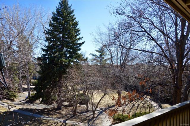 1306 S Parker Road #368, Denver, CO 80231 (#2555928) :: RE/MAX Professionals