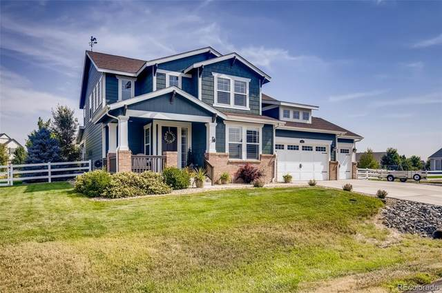 3342 Birch Road, Frederick, CO 80504 (#2556012) :: The DeGrood Team