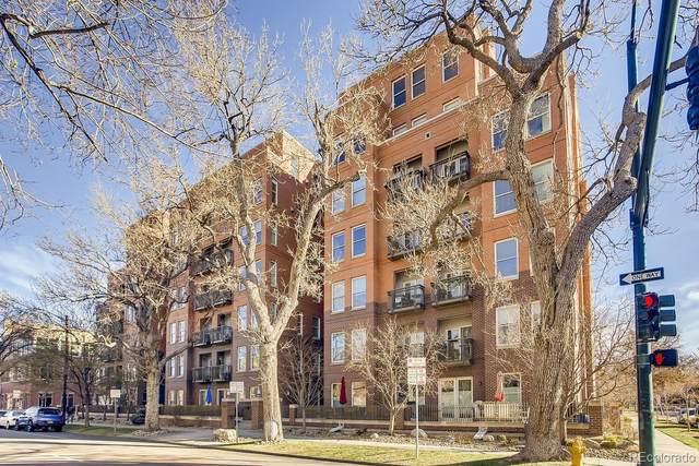 1630 N Clarkson Street #506, Denver, CO 80218 (#2556328) :: Stephanie Fryncko | Keller Williams Integrity