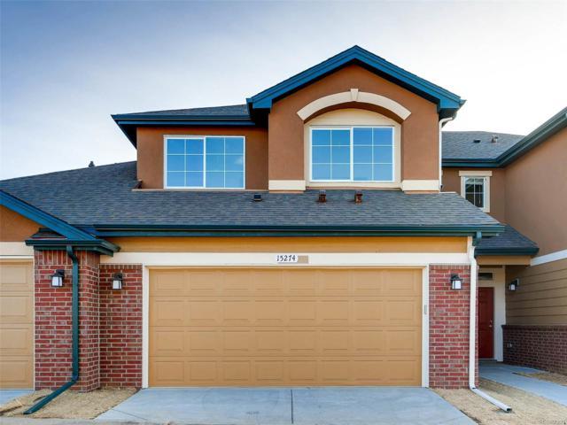 15142 E Batavia Place, Aurora, CO 80011 (MLS #2556540) :: 8z Real Estate
