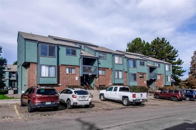 3516 S Depew Street #304, Lakewood, CO 80235 (#2556691) :: The DeGrood Team