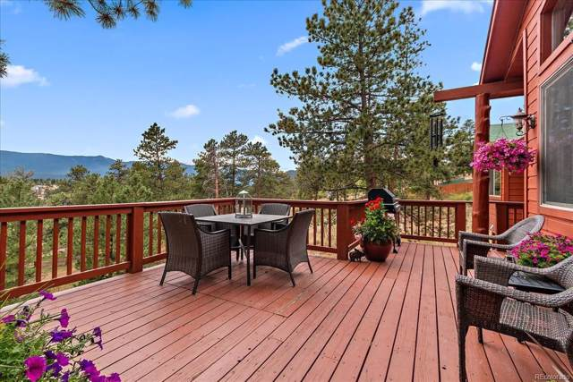 345 Deer Trail Drive, Bailey, CO 80421 (#2556937) :: The HomeSmiths Team - Keller Williams