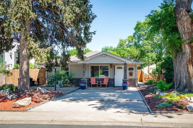 404 S Jasmine Street, Denver, CO 80224 (MLS #2556947) :: Kittle Real Estate
