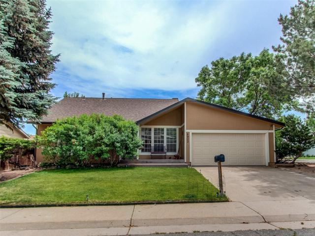 8903 W 75th Circle, Arvada, CO 80005 (#2557220) :: The Heyl Group at Keller Williams
