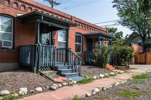 619 E Dakota Avenue, Denver, CO 80209 (#2557658) :: The HomeSmiths Team - Keller Williams