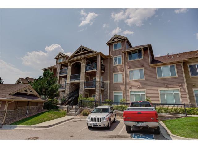 8779 S Kipling Way #302, Littleton, CO 80127 (MLS #2557821) :: 8z Real Estate